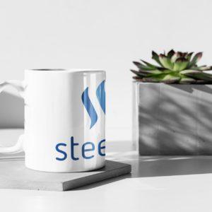 Steem Mug