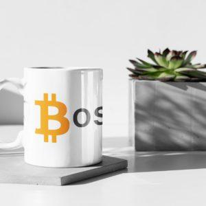 BTC Bossku Mug