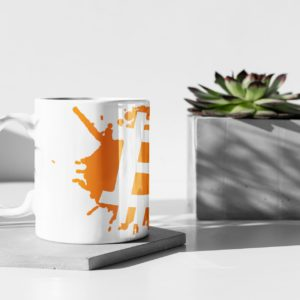BTC Splash Mug