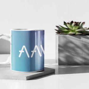 Aave Purple Mug