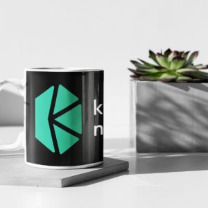 Kyber Network Mug