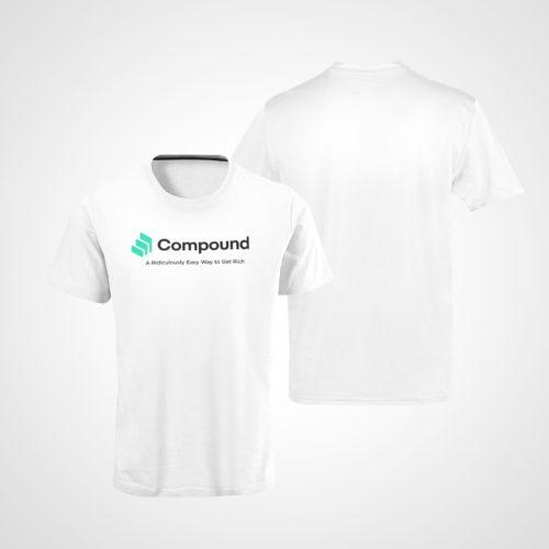 Compound Logo Tee