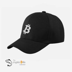 Bitcoin B Cap (Black)