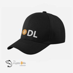 Bitcoin HODL Cap (Black)