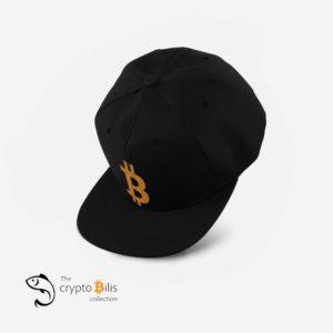 BTC Black Snapback