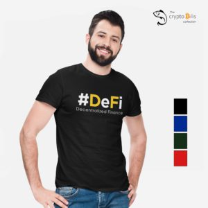 DEFI Logo Tee