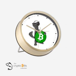 BCH Table Clock