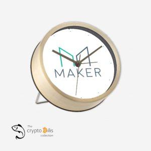 Maker Table Clock