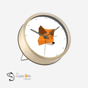 Metamask 2 Table Clock