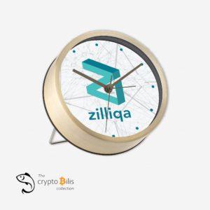 ZiliqaTable Clock