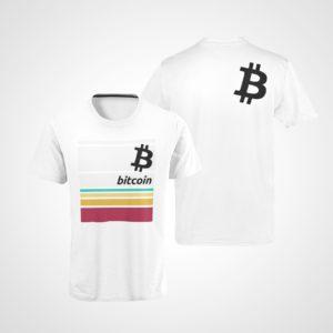 Bitcoin Stripes