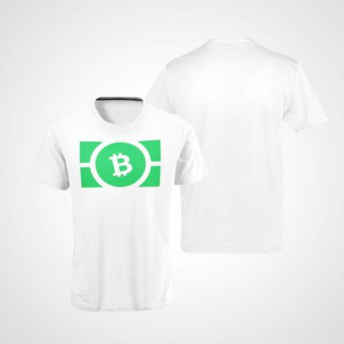 Bitcoin Cash Flag