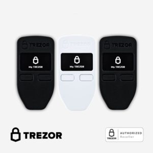Trezor One Triple Pack