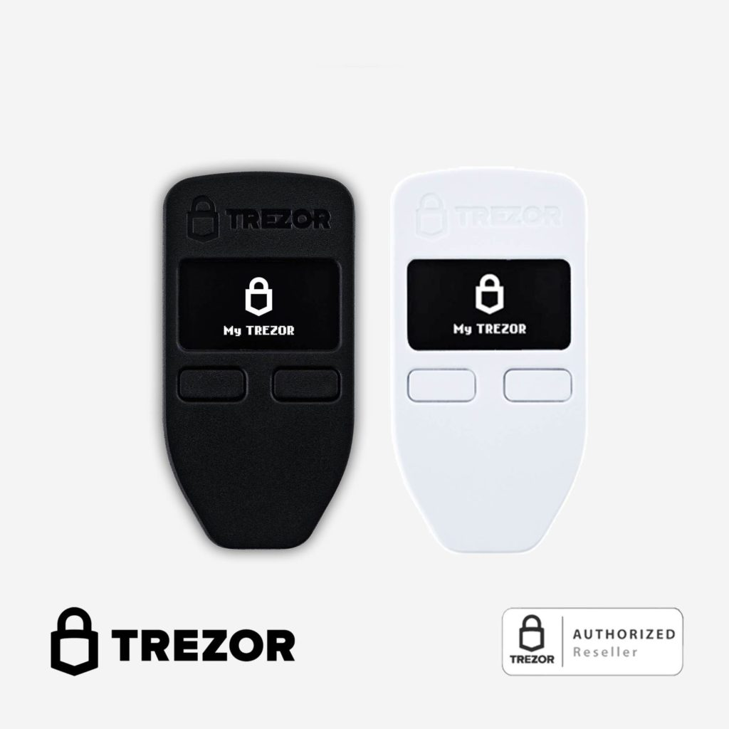 Trezor One Twin Pack