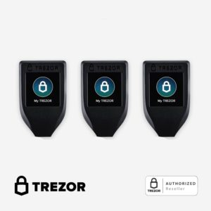 Trezor T Pack - Bundle 3