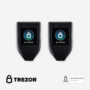 Trezor T Twin Pack