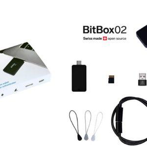 BitBox02 Multi Edition Triple Pack