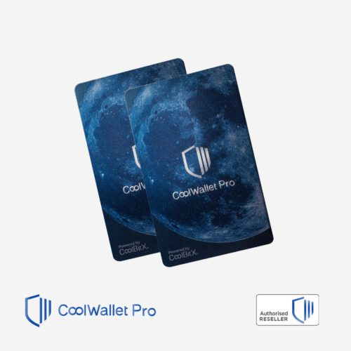 CoolWallet Pro Twin Pack